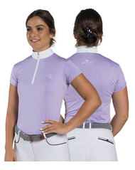Havana Ladies Competition Show Shirt - Short Sleeve