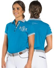 Lindelle Ladies Casual Riding Polo Shirt