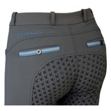 A riders guide to seat grip used on breeches. main image